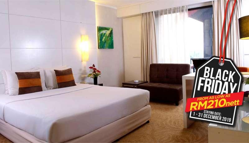 Seri Pacific Hotel Kuala Lumpur