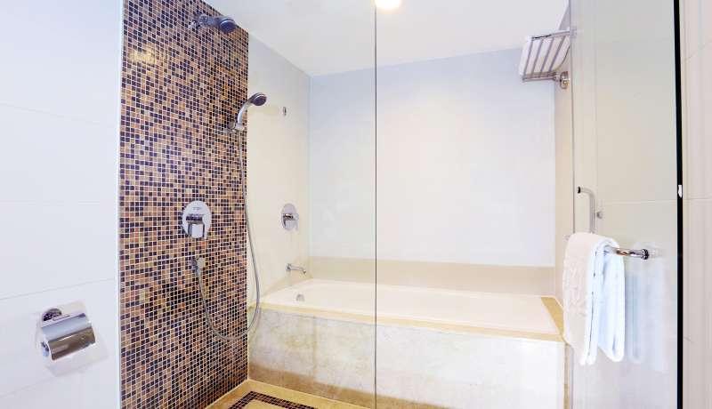 高級豪華客房浴室