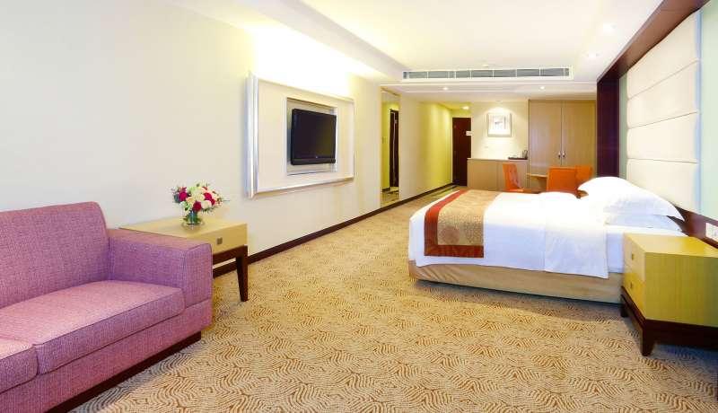 尊貴客房–單床