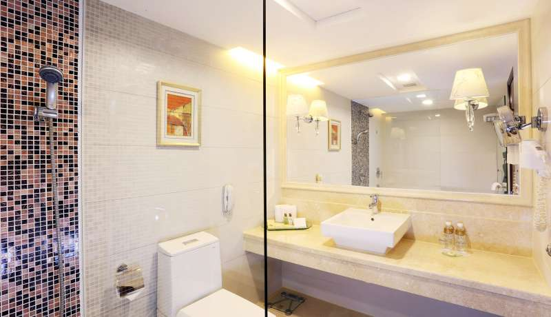 尊貴客房浴室