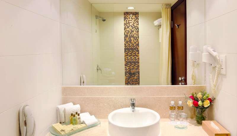 精緻客房浴室