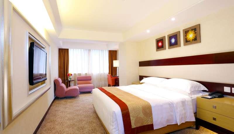 高級豪華客房 –單床