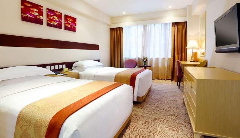 精緻客房 – 雙床